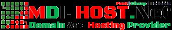 MDLHost Logo BG R